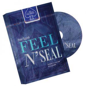 Feel N' Seal Blue by Peter Eggink - DVD