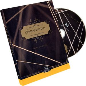 String Theory by Vince Mendoza - DVD