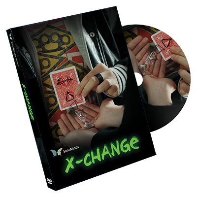 X Change by Julio Montoro and SansMinds