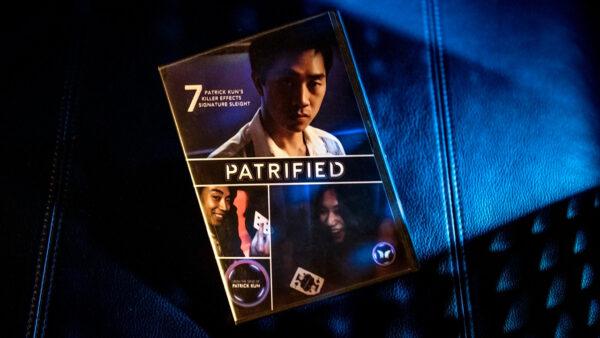 Patrified by Patrick Kun and SansMinds - DVD