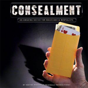 ConSealment by Wayne Rogers