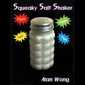 Squeaky Salt Shaker by Alan Wong