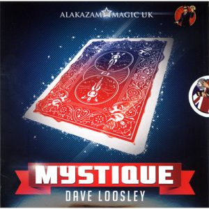 Mystique Color Changing Deck by David Loosely and Alakazam Magic - DVD