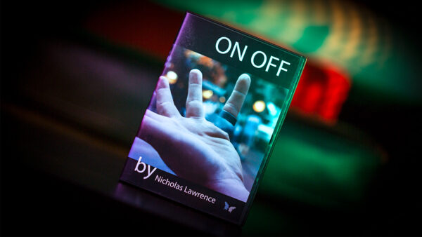 On/Off by Nicholas Lawrence and SansMinds - DVD