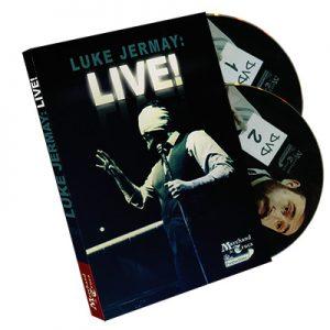 Luke Jermay LIVE by Luke Jermay & Marchand de Trucs - DVD