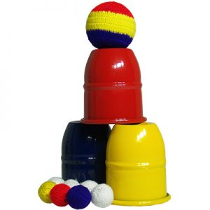 Technicolor Cups & Color Changing Balls by NMS