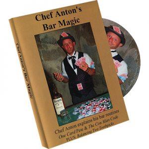 The Bar Magic of Chef Anton by Chef Anton - DVD