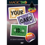 Your Card Is by Grant Maidment and Magic Tao - DVD