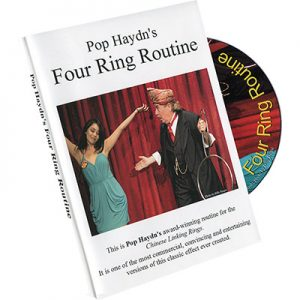 Pop Haydn's Comedy Four Ring Routine (2014) by Pop Haydn - DVD