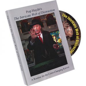 Intricate Web of Distraction 2.0 by Pop Haydn - DVD