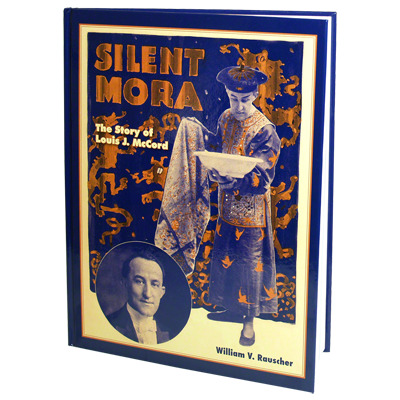 Silent Mora by William Rauscher - Book