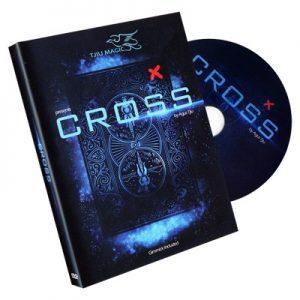 "Cross (DVD & Gimmicks) ""Bonus Pack"" by Agus Tjiu"