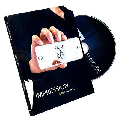 Impression by Jason Yu and SansMinds - DVD