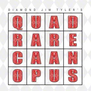 Quadrare Caan Opus by Diamond Jim Tyler