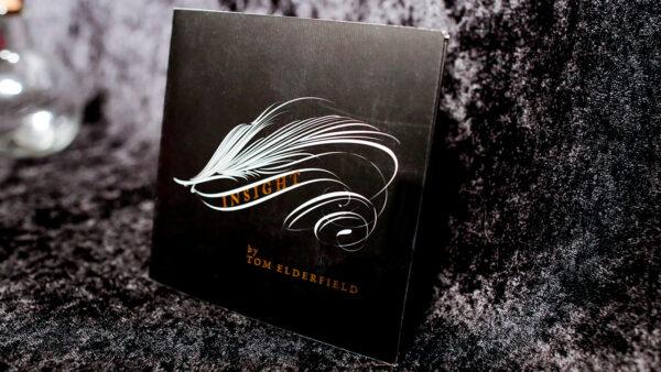 Insight (gimmicks & DVD) by Tom Elderfield /Presented by Shin Lim - DVD