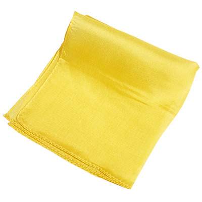 Silk 9 inch (Yellow) Magic by Gosh