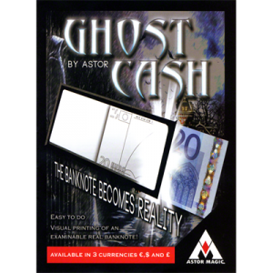 Ghost Cash (Euro) by Astor
