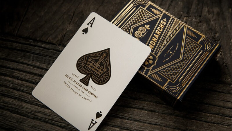Monarch Playing Cards by theory11