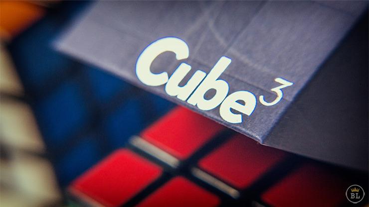 Cube 3 By Steven Brundage