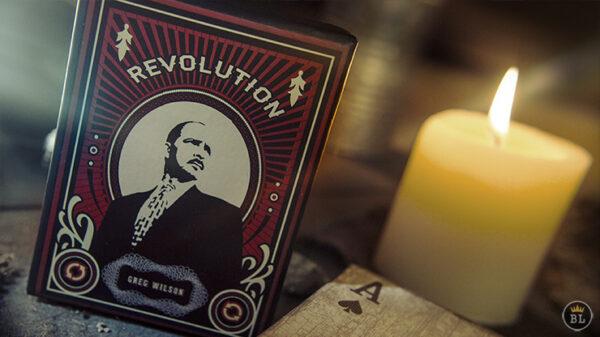 Revolution by Greg Wilson