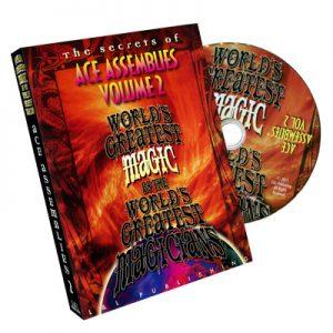 Ace Assemblies (World's Greatest Magic) Vol. 2 by L&L Publishing - DVD