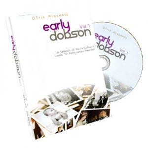 Early Dobson Vol 1 - DVD