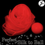Perfect Silk to Ball red(Automatic)by JL Magic