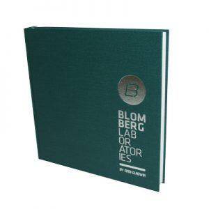 Blomberg Laboratories by Andi Gladwin and Vanishing Inc. - Book