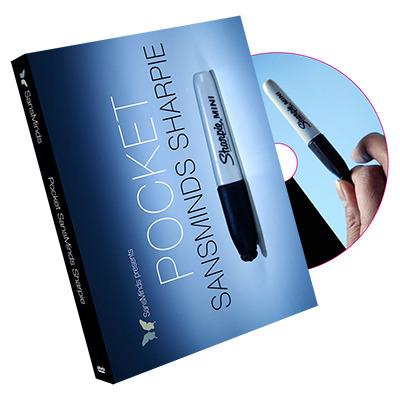 Pocket SansMinds Sharpie by SansMinds - DVD