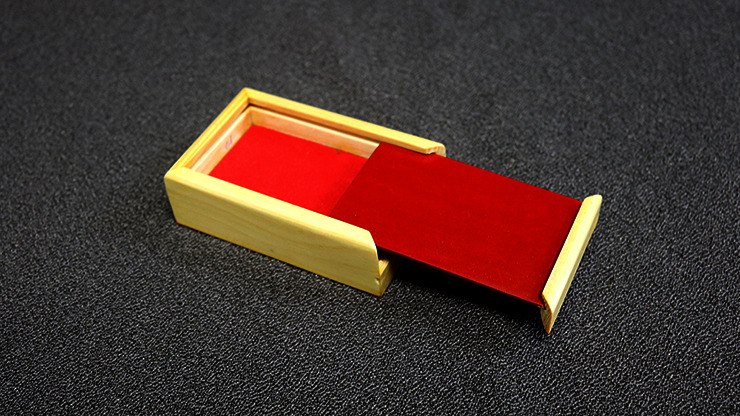 Rattle Box (Coin) by Mr. Magic
