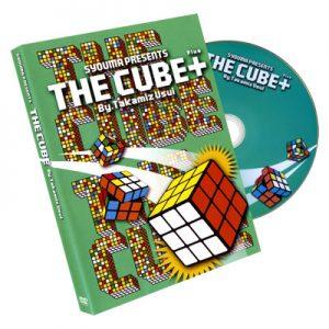 The Cube PLUS (Gimmicks & DVD) by Takamitsu Usui - DVD