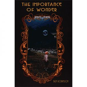 The Importance of Wonder by Ben Robinson - Book