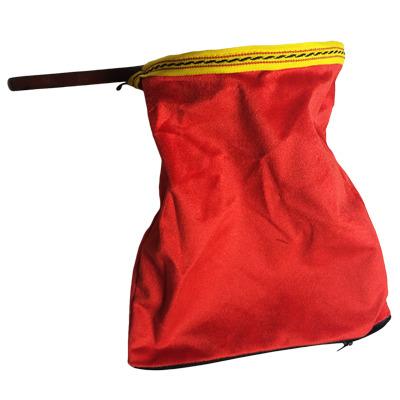 Change Bag Repeat with Zipper (Red) by Vincenzo Di Fatta
