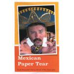Mexican Paper Tear by Scott Alexander