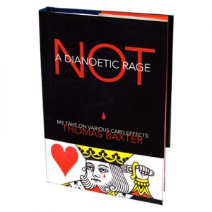 Not a Dianoetic Rage by Thomas Baxter - Book