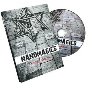Nanomagics by Roman Garcia Pastur - DVD