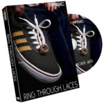 Ring Through Laces (Gimmicks and instruction) by Smagic Productions