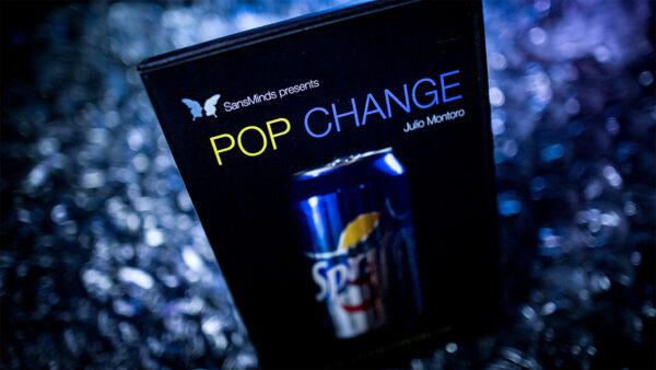 Pop Change by Julio Montoro and SansMinds - DVD