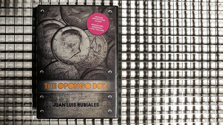 The Opongo Box by Juan Luis Rubiales and Luis de Matos - DVD