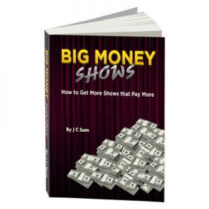 Big Money Shows by JC Sum - Book