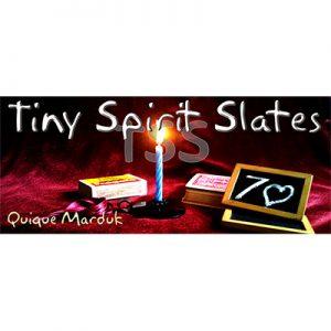 Tiny Spirit Slates by Quique Marduk