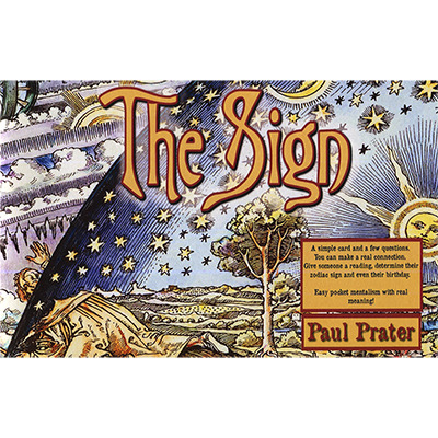 The Sign by Paul Prater