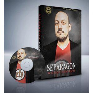 Separagon by Woody Aragon & Lost Art Magic - DVD
