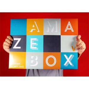 AmazeBox by Mark Shortland and Vanishing Inc