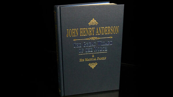 John Henry Anderson by Edwin Dawes and Michael Dawes - Book