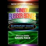 Joe Rindfleisch's Rainbow Rubber Bands (Marcus Eddie - Green Pack ) by Joe Rindfleisch