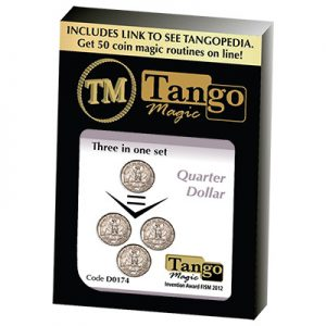Three in One (Quarter) Set (D0174) by Tango