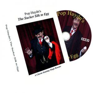Sucker Silk to Egg by Pop Haydn - DVD