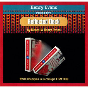 Reflected Deck by Henry Evans
