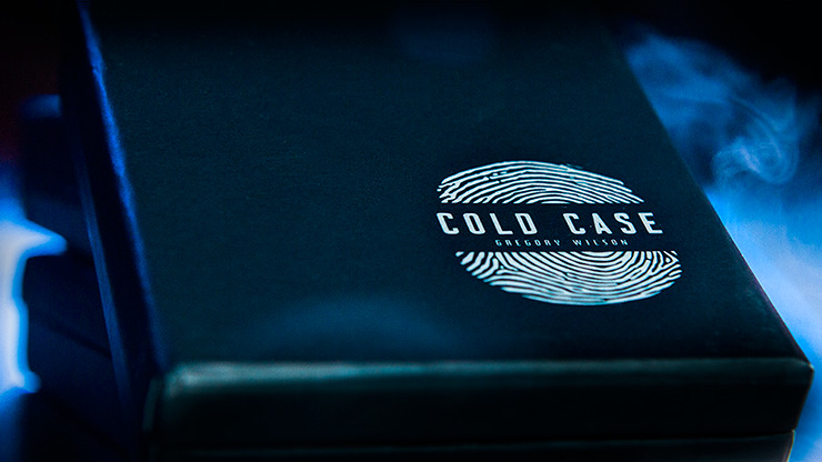 Cold Case (Gimmick and Online Instructions) by Greg Wilson
